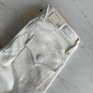 Joie Jeans - Joie: Park Skinny in white